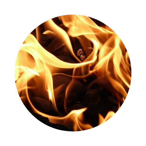élément feu